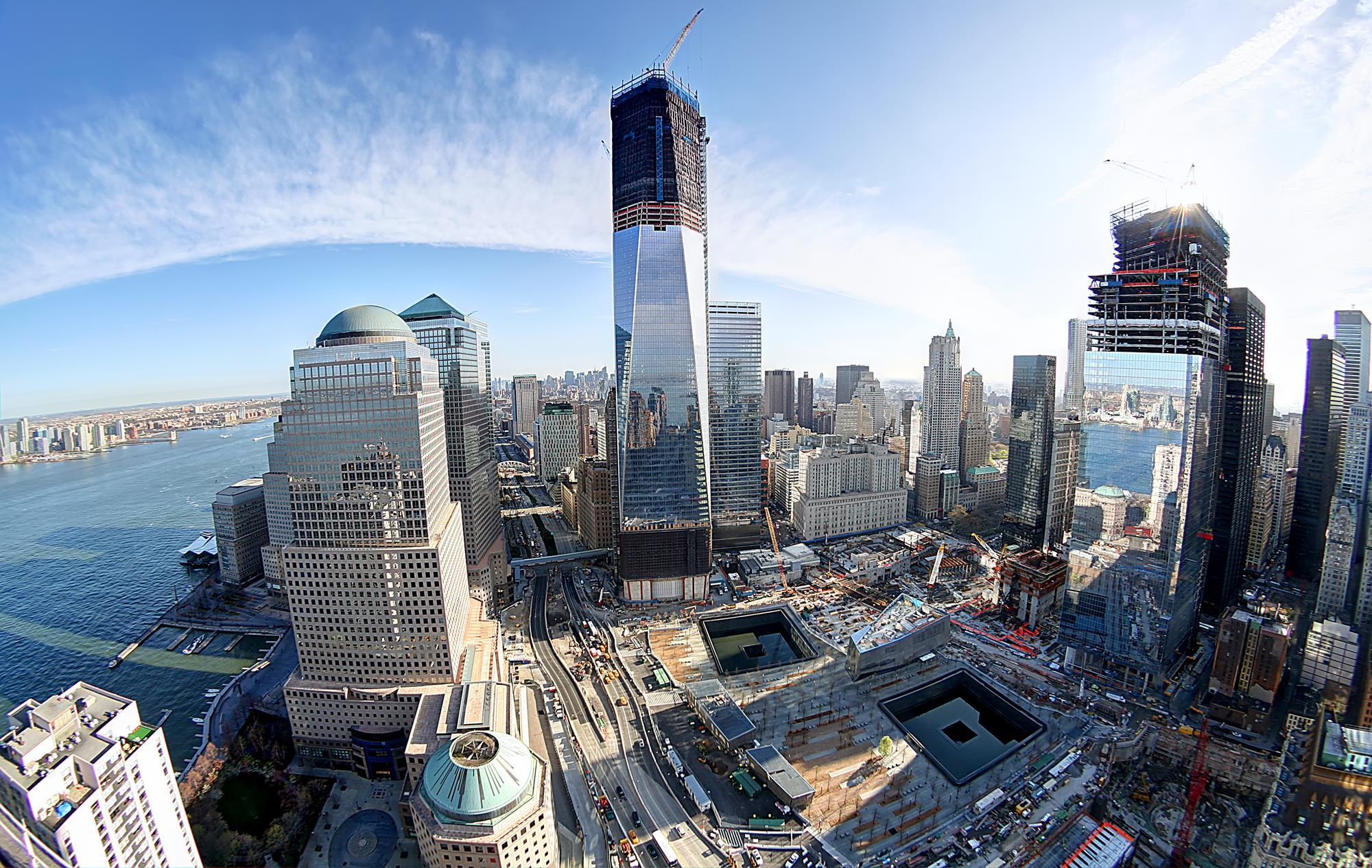 Novo world trade center fotos 86
