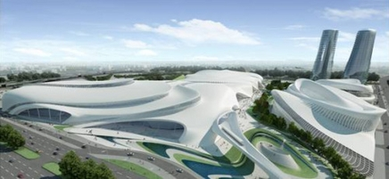 Expo City design