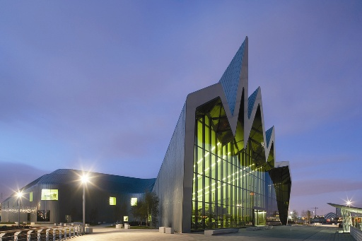 Zaha building awards