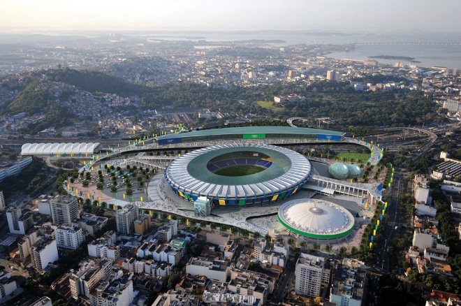 Maracana Stadium CREDIT LUM 660 Are you missing the Olympics?