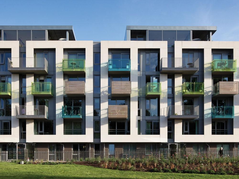Gallery For Modern Building Facade