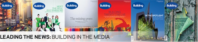 Building in the media