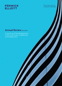 Fenwick Elliott - Annual Review