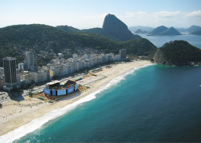Copacabana Beach CREDIT BCM 660 Are you missing the Olympics?