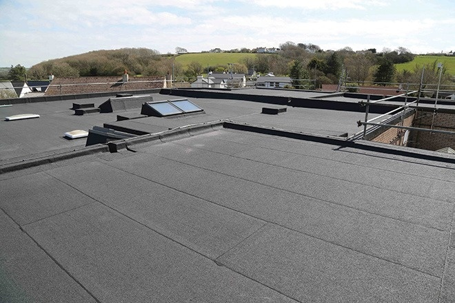 Cpd 12 2015 Acoustic Design And Flat Roofs Magazine