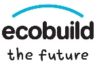 Ecobuild the future logo