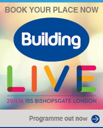 Building Live - book your place now