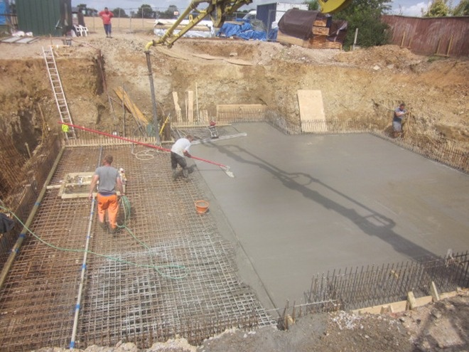 building waterproof concrete basements magazine features building