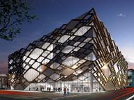 Sheffield Uni Engineering Building by RMJM