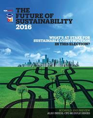 Future of Sustainability 2016 cover