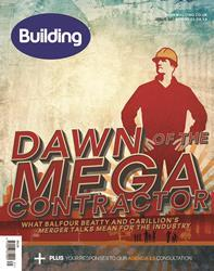 Building 1 August 2014 issue
