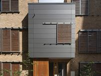 The Greenhauses in Shepherds Bush is the largest Passivhaus development in London. The Cartwright Pickard-designed scheme uses the Kingspan TEK Cladding Panel to minimise U-values
