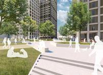 AHMM Croydon scheme for HUB