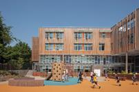 Ashmount Primary School, by Penoyre & Prasad