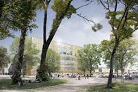 David Chipperfield Architects - Nobel Centre, Stockholm - view from south - public place