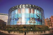 The IMAX on London's South Bank has an award-winning design