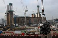 NLE at Battersea Power Station