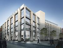Chancery Lane - Morgan Sindall + Bennetts Associates + Derwent