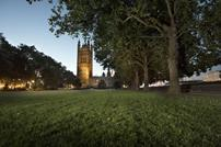 Victoria Tower Gardens and Parliament