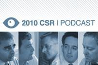 CSR podcast logo