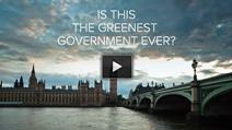 Is this the greenest government ever?