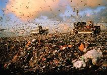Energy from waste as a means of treatment is preferable to the last resort of landfill
