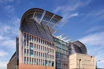 BIM was used to manage supply-chain contributions on the Francis Crick Institute