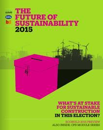 Future of Sustainability 2015 cover