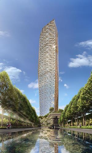 buzz donald trump plans build tower mumbai