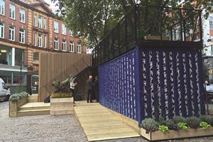 Arup S House Made Of Shipping Containers Unveiled