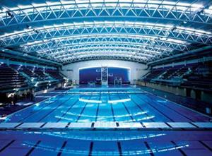 Cost model swimming pools magazine features building for How much is an olympic swimming pool