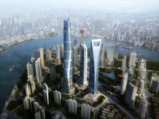 Gensler's Shanghai Tower