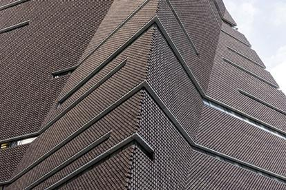Tate Modern extension, London, by Herzog and de Meuron