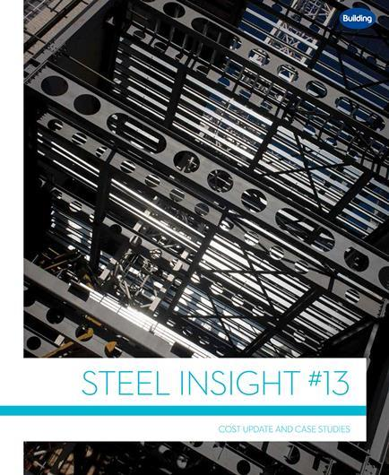 July Steel Insight cover