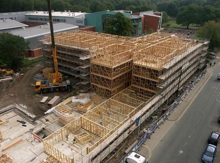 Timber-frame System