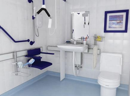 Bathroom solutions   Magazine Features   Building Bathroom solutions. Hospital Bathroom. Home Design Ideas