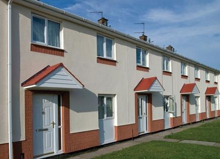 Outside Walls Insulation External Wall Insulation And