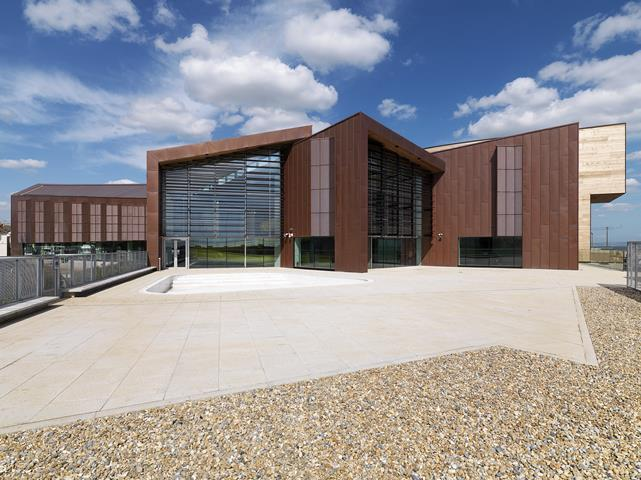 Splashpoint Leisure Centre - Wilkinson Eyre / Morgan Sindall