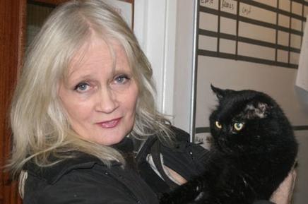 Celia Hammond Celia Hammond39s fight to save cats from 2012 site Online